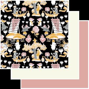 Trikoo Muumit - Majakka roosa